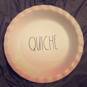 Other - Rae Dunn quiche